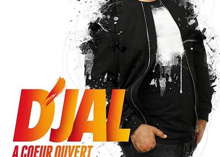 D'Jal - 'A Coeur Ouvert' à Paris 17ème