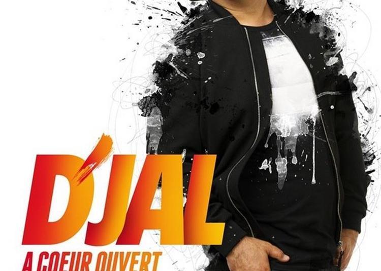 D'Jal Dans A Coeur Ouvert à Paris 9ème
