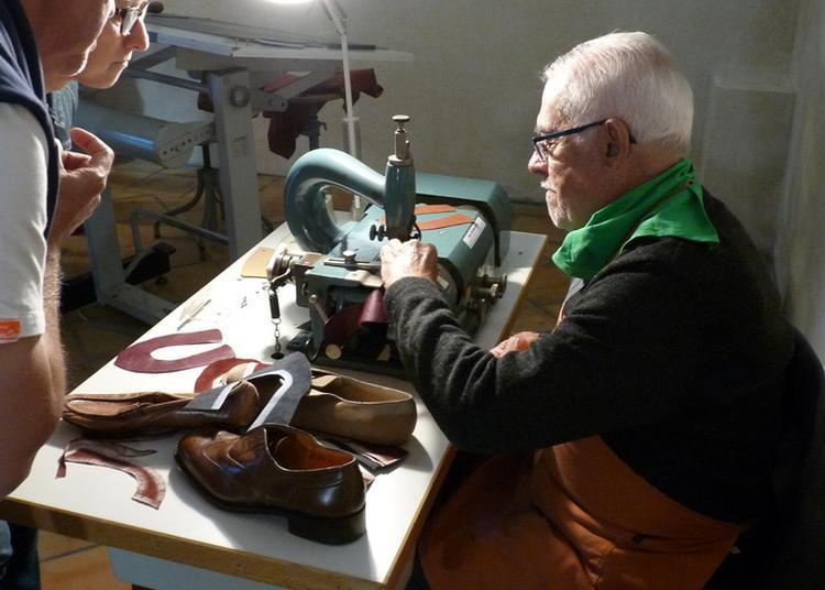 Démonstrations De Fabrication De Chaussures à Romans sur Isere