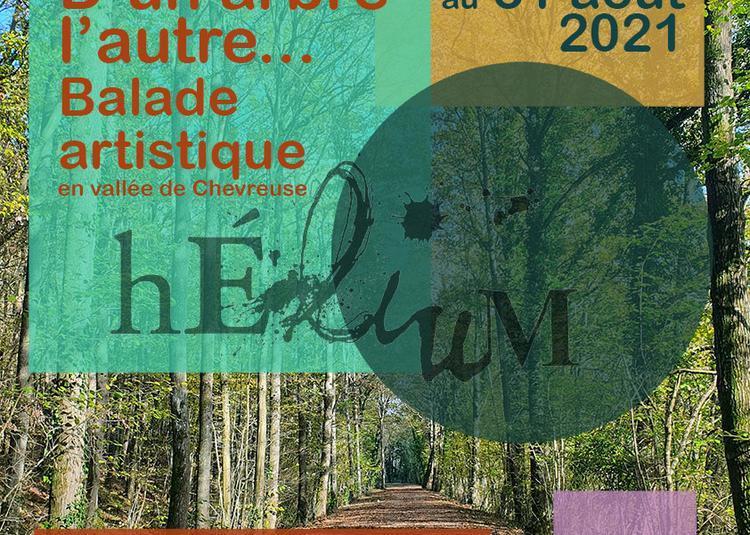 D'un arbre, l'autre...Balade artistique en Vallée de Chevreuse à Saint Remy les Chevreuse