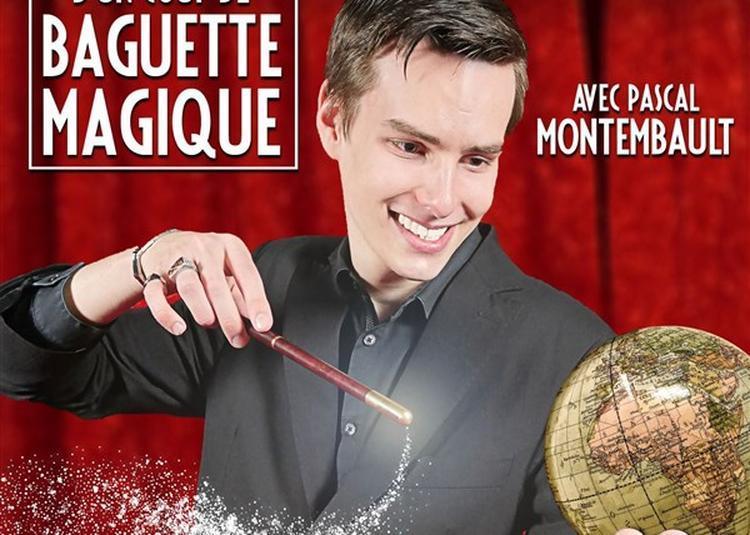 D'Un Coup De Baguette Magique à Paris 4ème
