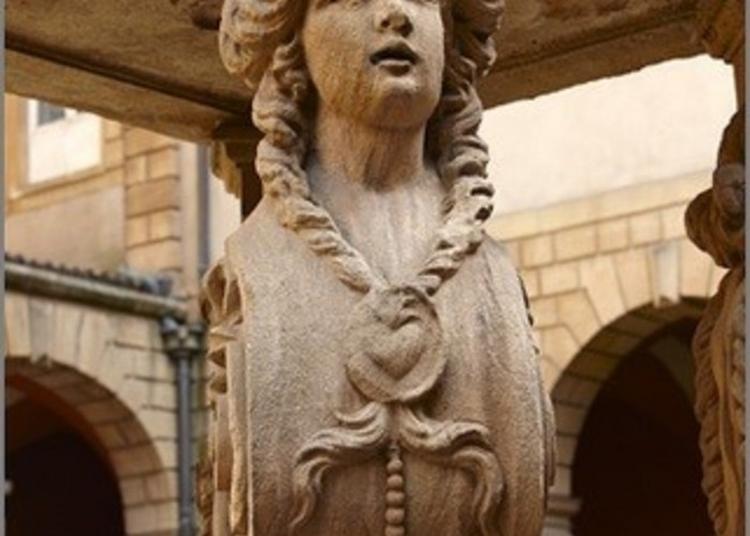 D'une Ancienne Abbaye Bénédictine à L'hôtel De La Région, Découvrez L'histoire Du Lieu Et Ses Expositions à Metz
