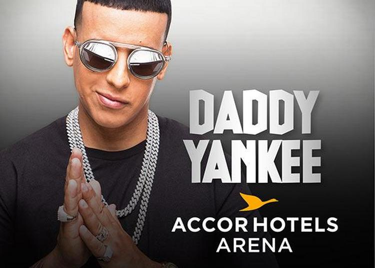Daddy Yankee à Paris 12ème