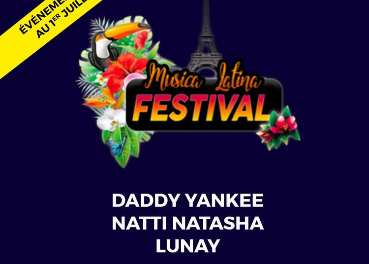 Daddy Yankee & Natti Natasha à Paris 12ème