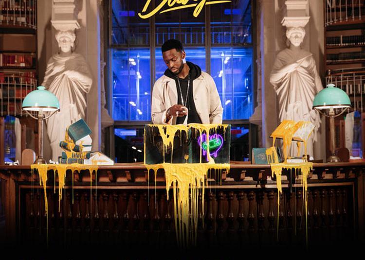 Dadju - Report à Nice