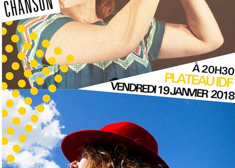 Daisies Fields + Jude à Paris 11ème