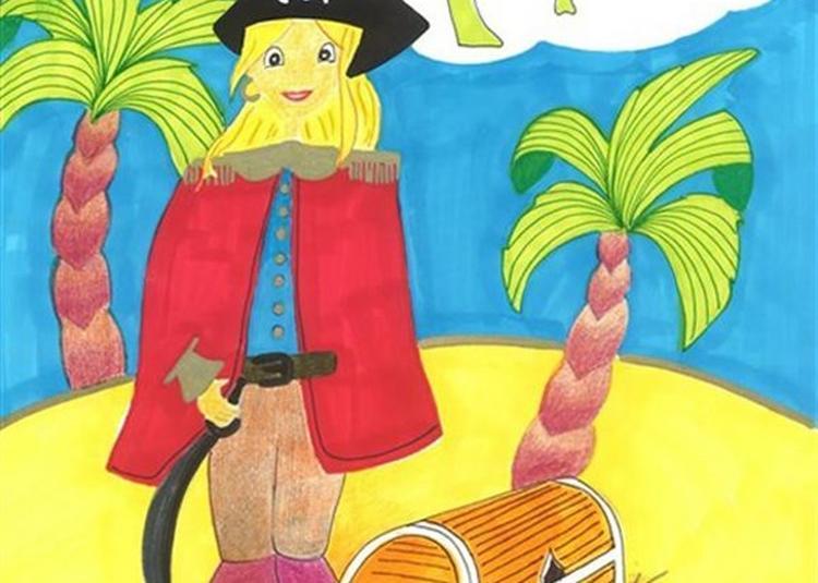 Dame Pirate Mosquita à Nimes