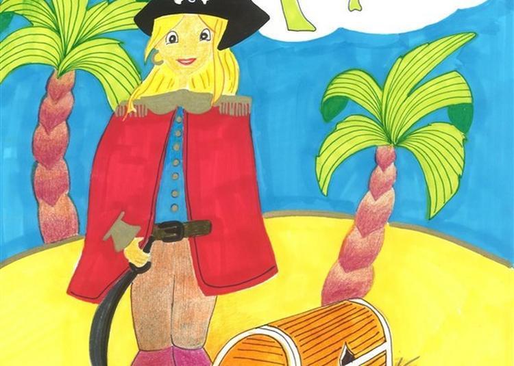 Dame Pirate Mosquita à Marseille