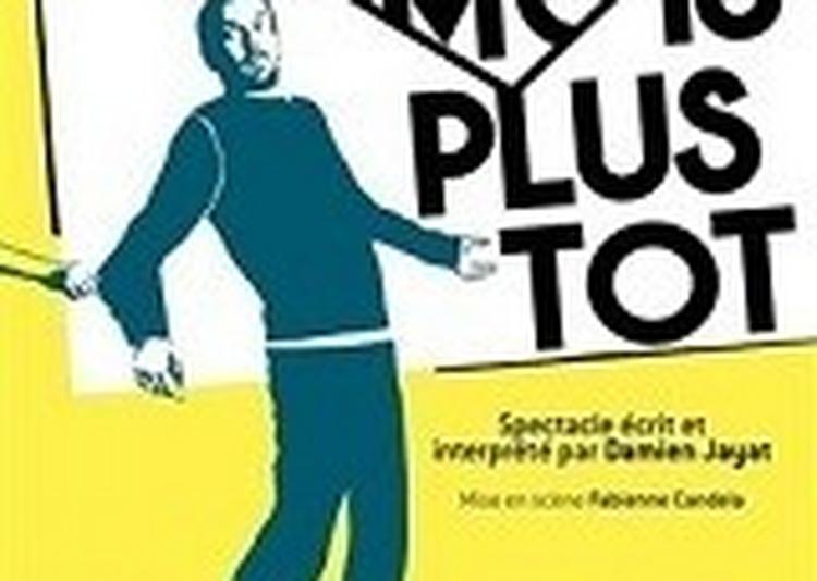 Damien Jayat Dans Neuf Mois Plus Tot à Lyon