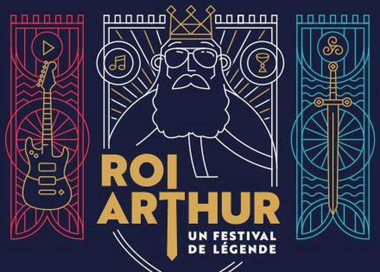 Festival Roi Arthur Pass journée à Breal Sous Montfort
