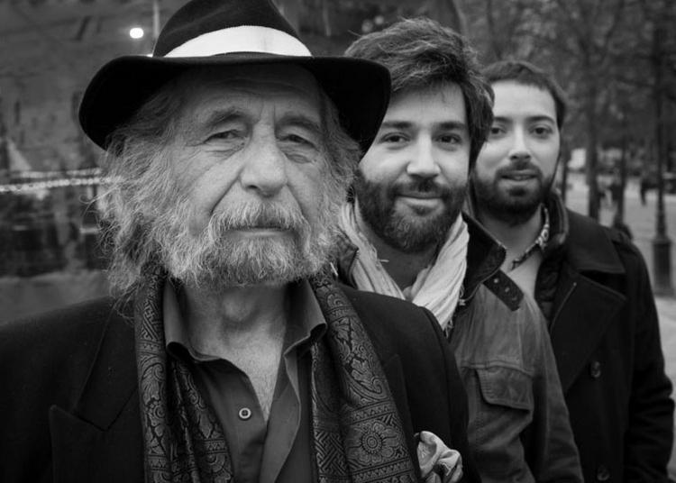 Dan Gharibian Trio à Rennes