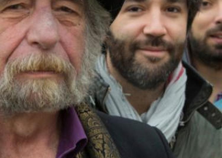 Dan Gharibian Trio à Lagorce