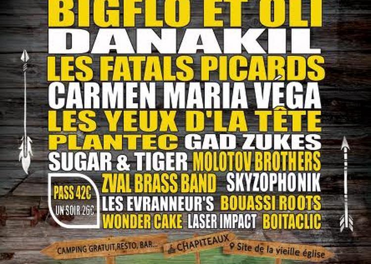Danakil / Bigflo Et Oli/ Fatals Picards à Saint Andre des Eaux