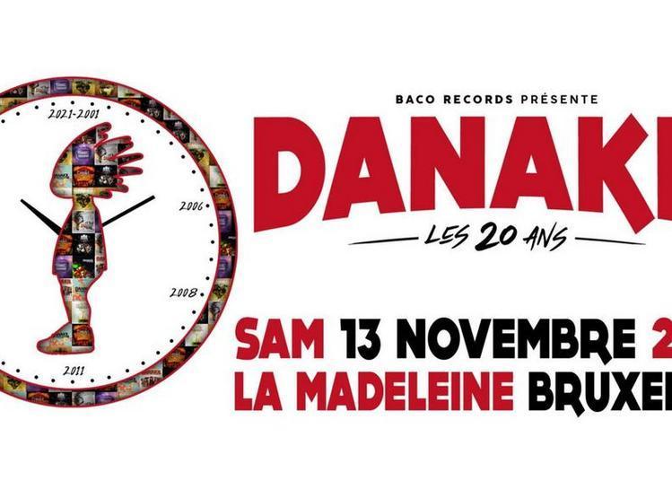 Danakil - Danakil 'Les 20 Ans' à Strasbourg
