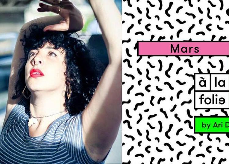 Dance Class : Waacking Avec Ari De B X Mois De Mars à Paris 19ème