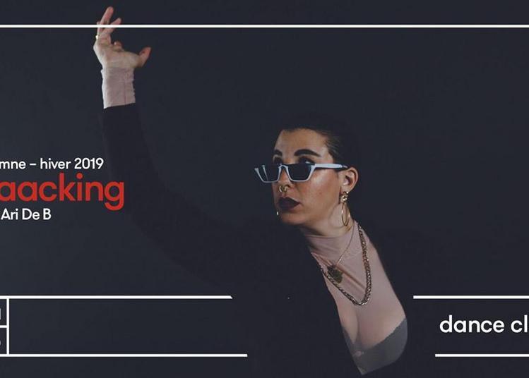Dance Class : Waaking Avec Ari De B à Paris 19ème