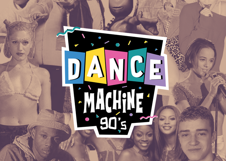 Dance Machine 90's à Lyon