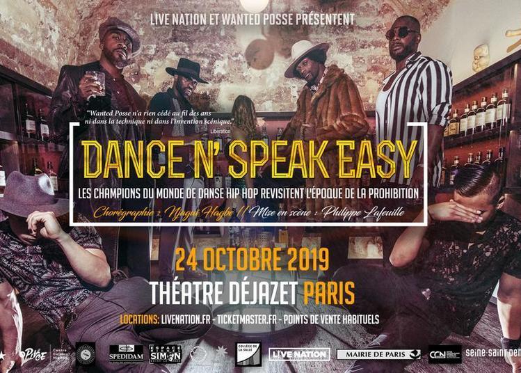 Dance N'Speak Easy à Paris 3ème