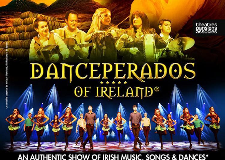 Danceperados Of Ireland à Montlucon