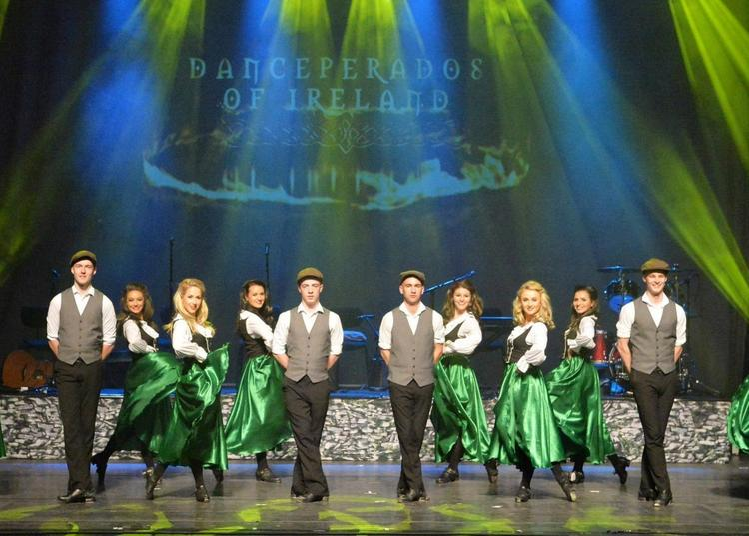 Danceperados Of Ireland à Saint Dizier