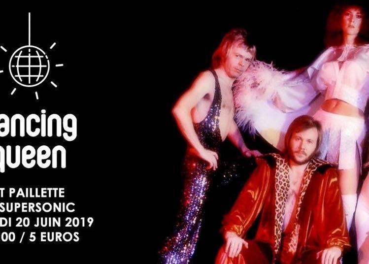 Dancing Queen / Nuit Disco Paillette à Paris 12ème