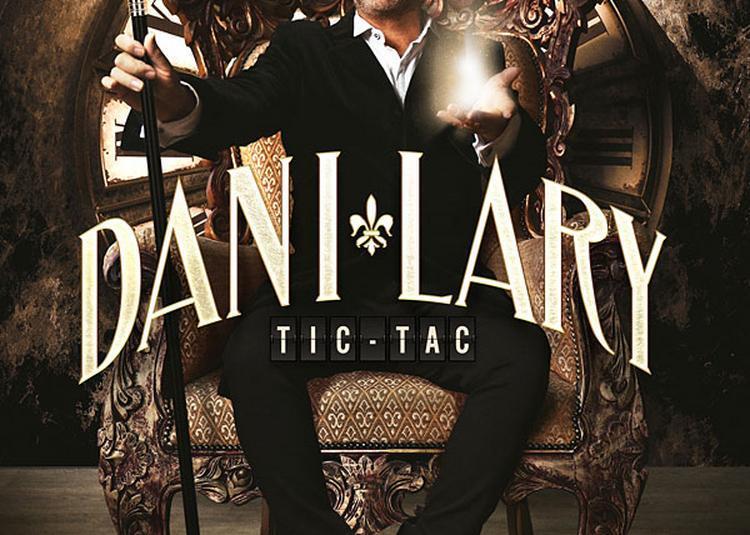 Dani Lary - report à Rouen