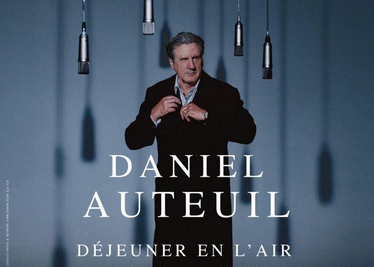Dejeuner en l'air - Daniel Auteuil à Enghien les Bains