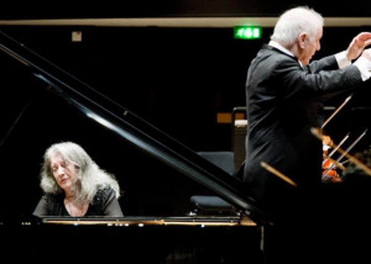 Daniel Barenboim / Martha Argerich / Orchestre De L'Opéra National De Paris - Tchaïkovski à Paris 19ème