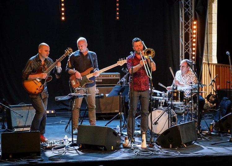 Daniel zimmermann quartet montagnes russes à Dunkerque