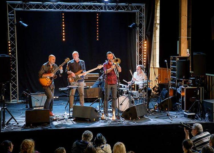Daniel Zimmermann Quartet/Montagnes russes à Valenciennes