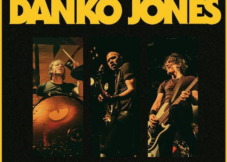 Danko Jones et guests à Toulouse