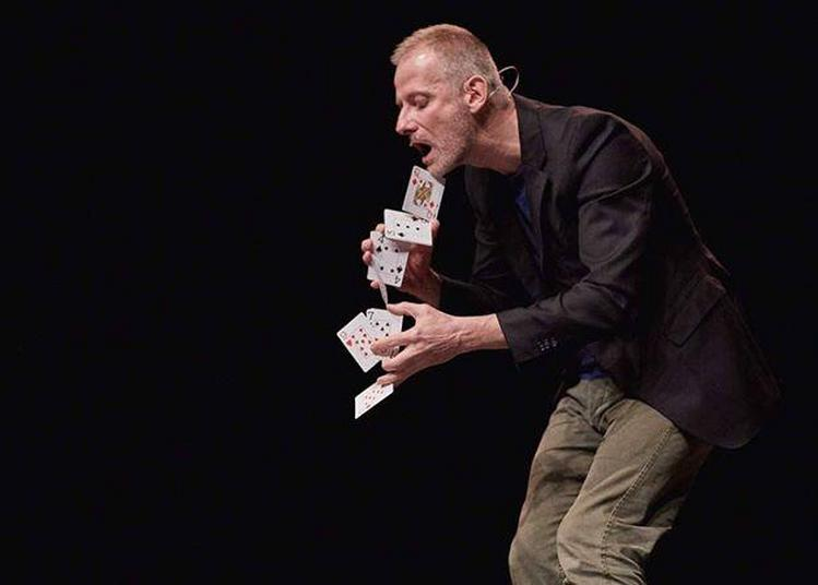 Dans la peau d'un magicien // Thierry Collet à Lieusaint