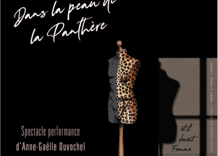 Dans la peau de la panthère à Paris 18ème