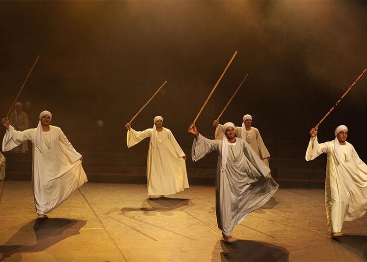 Dans le cercle des hommes du Nil à Niort