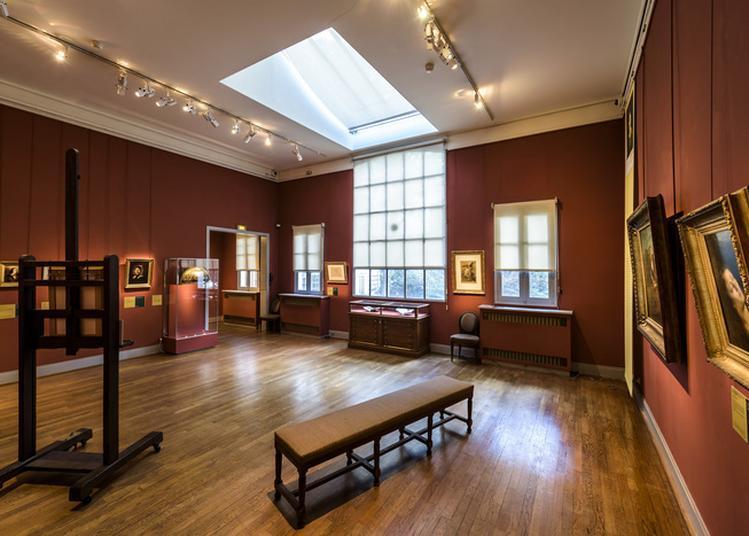 Dans Le Secret Des Grands Décors D'eugène Delacroix à Paris 6ème