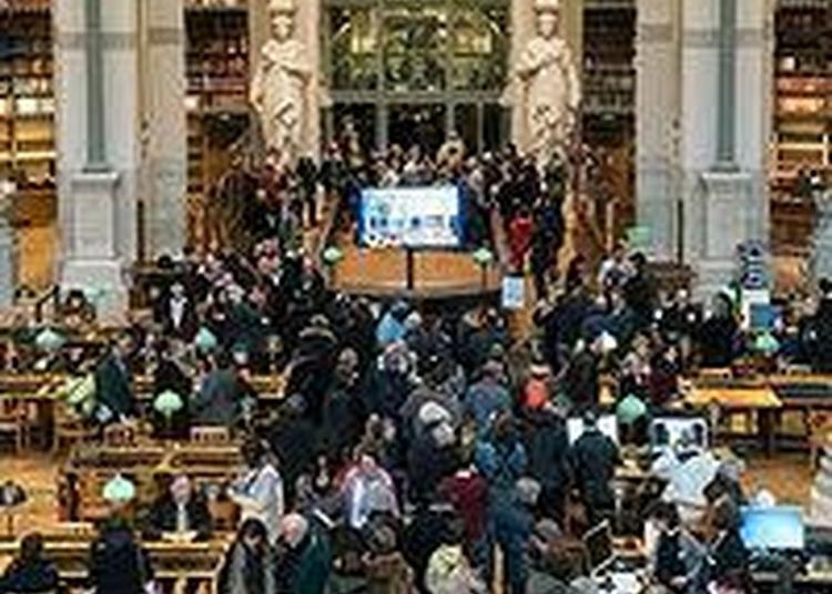 Dans Les Coulisses De La Bibliothèque Nationale De France, Site Richelieu à Paris 2ème