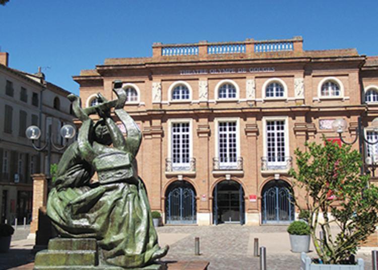 Dans Les Coulisses Du Théâtre à Montauban