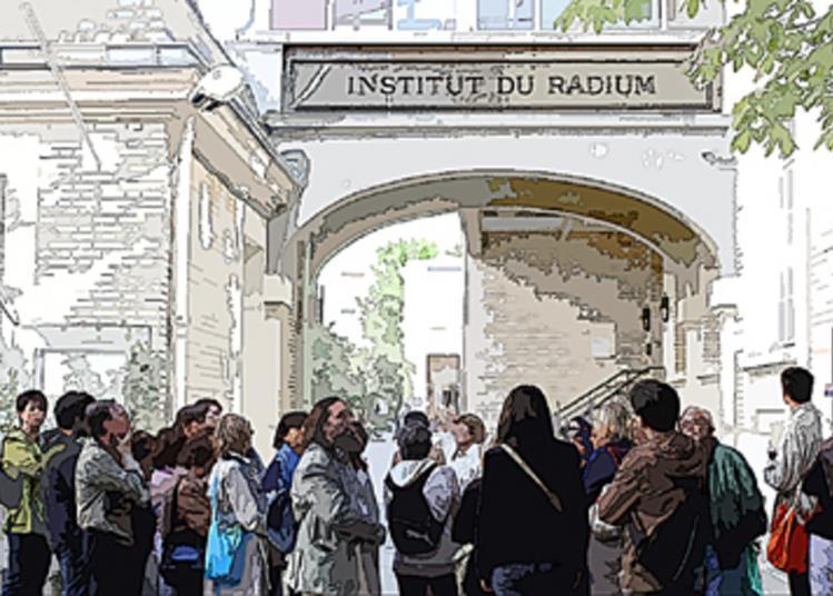Dans Les Pas Des Pionniers De La Radioactivité à Paris 5ème