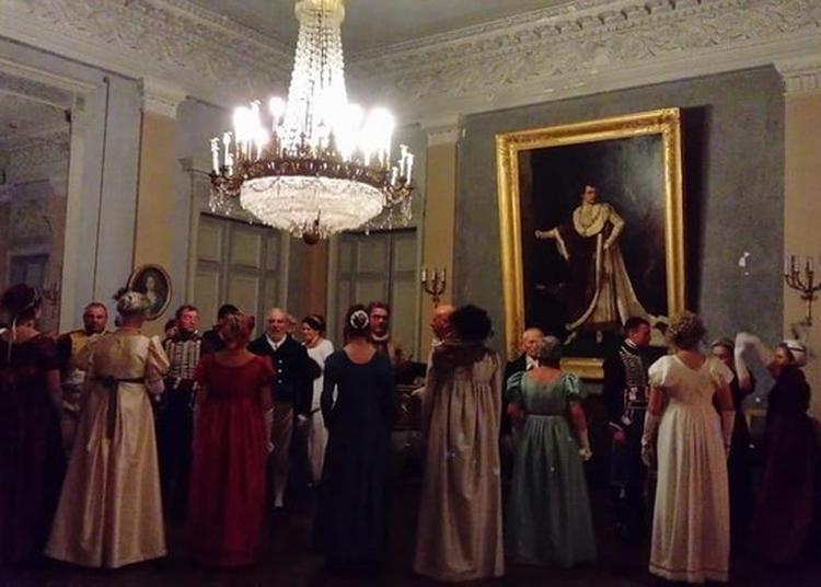 Danse D'époque Premier Empire à La Galerie Des Beaux-arts à Bordeaux