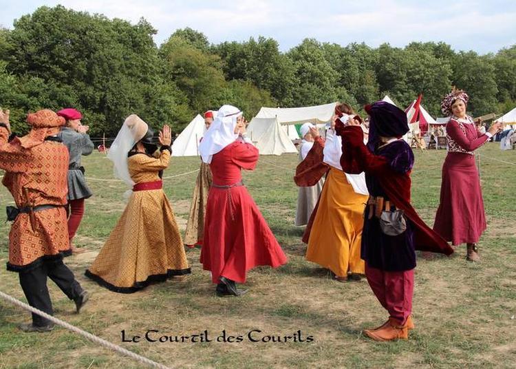 Danses Médiévales Au Château D'ambérieux-en-dombes à Amberieux en Dombes