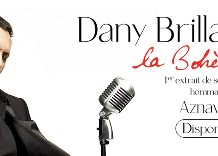Dany Brillant à Clermont Ferrand