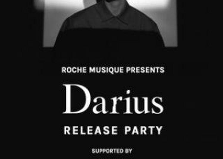 Darius Release Party : Darius, Zimmer, Cezaire, Tommy Jacob à Paris 13ème