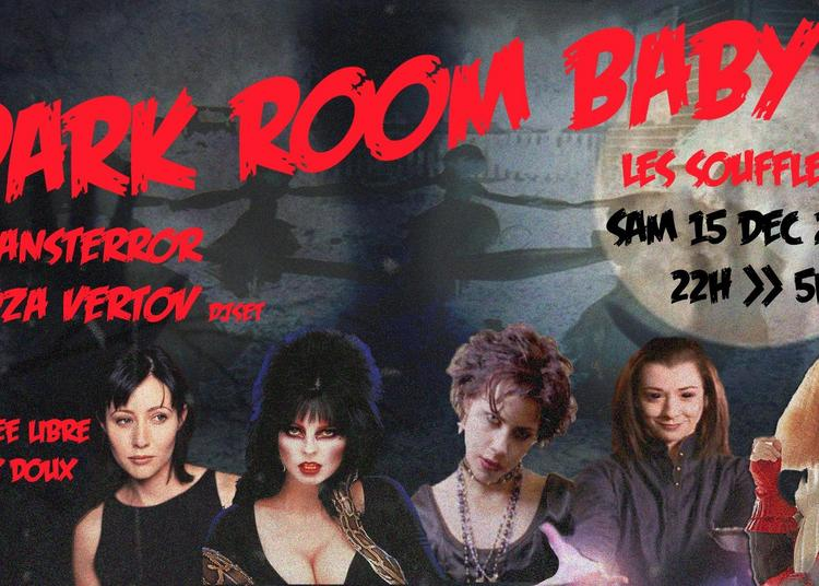Dark Room Baby à Paris 4ème