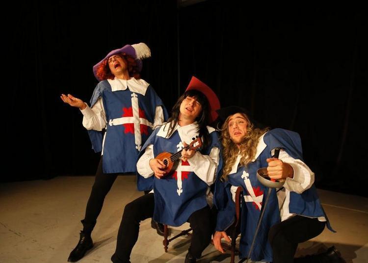 La véritable histoire de d'Artagnan à Saint Maixent l'Ecole