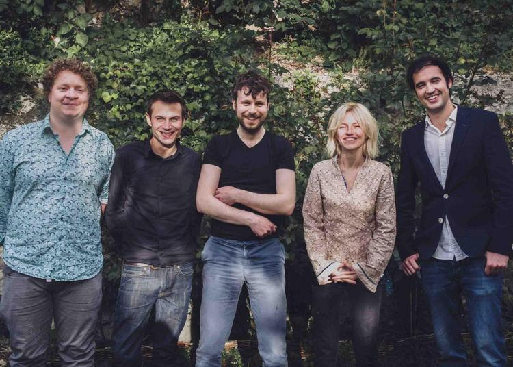 Dave Bristow Quintet à Paris 1er
