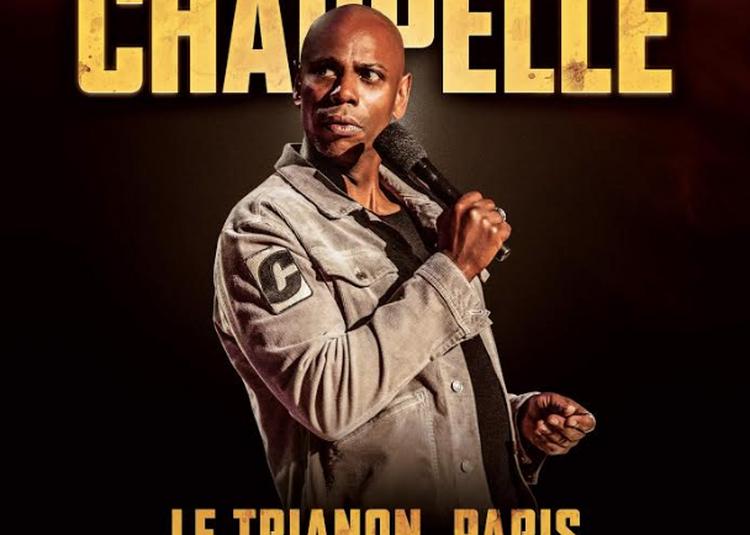 Dave Chappelle à Paris 18ème
