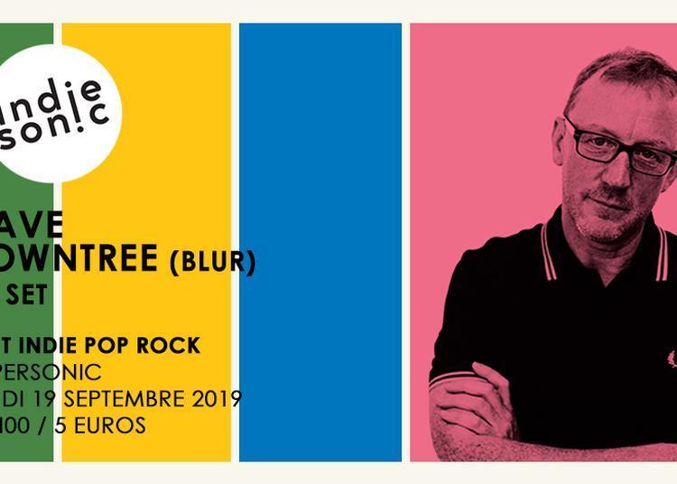 Dave Rowntree (blur) Dj Set à Paris 12ème
