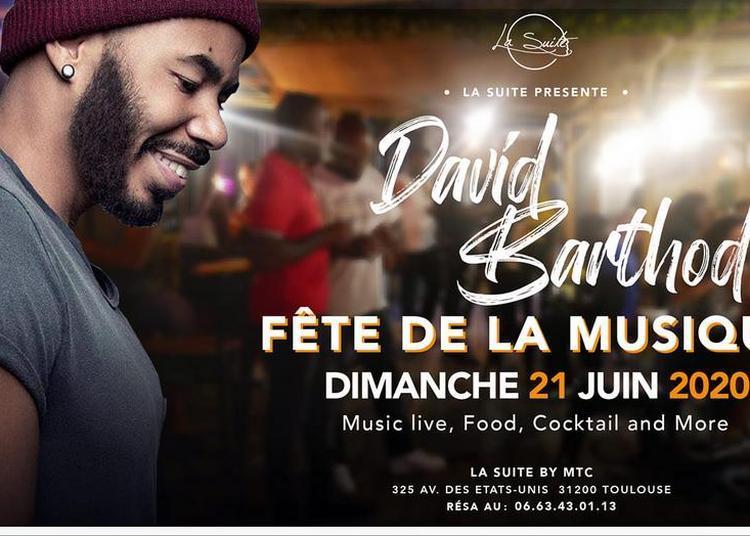 David Barthod à Toulouse