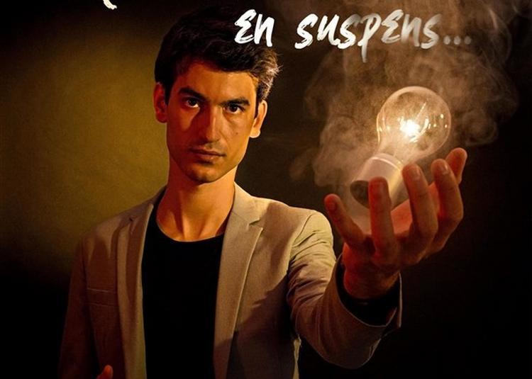 David Elka Dans Questions En Suspens... à Paris 18ème