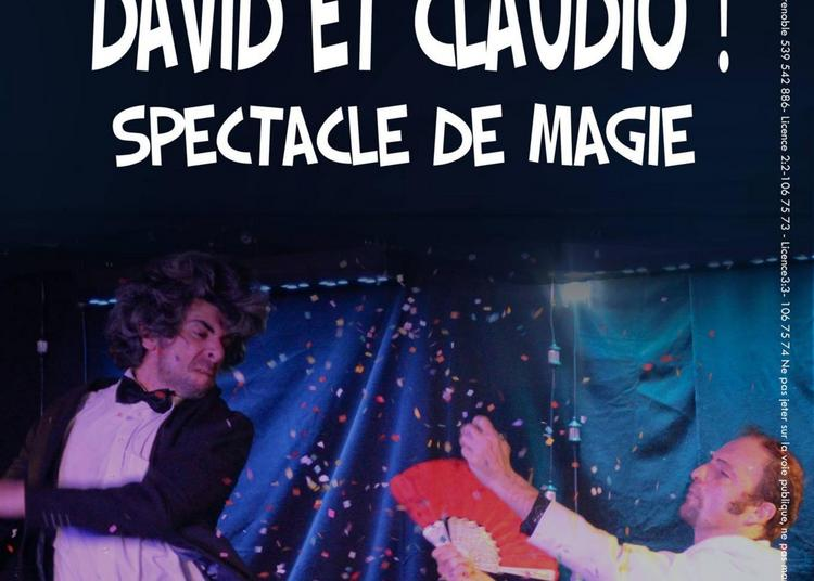 David Et Claudio à Grenoble